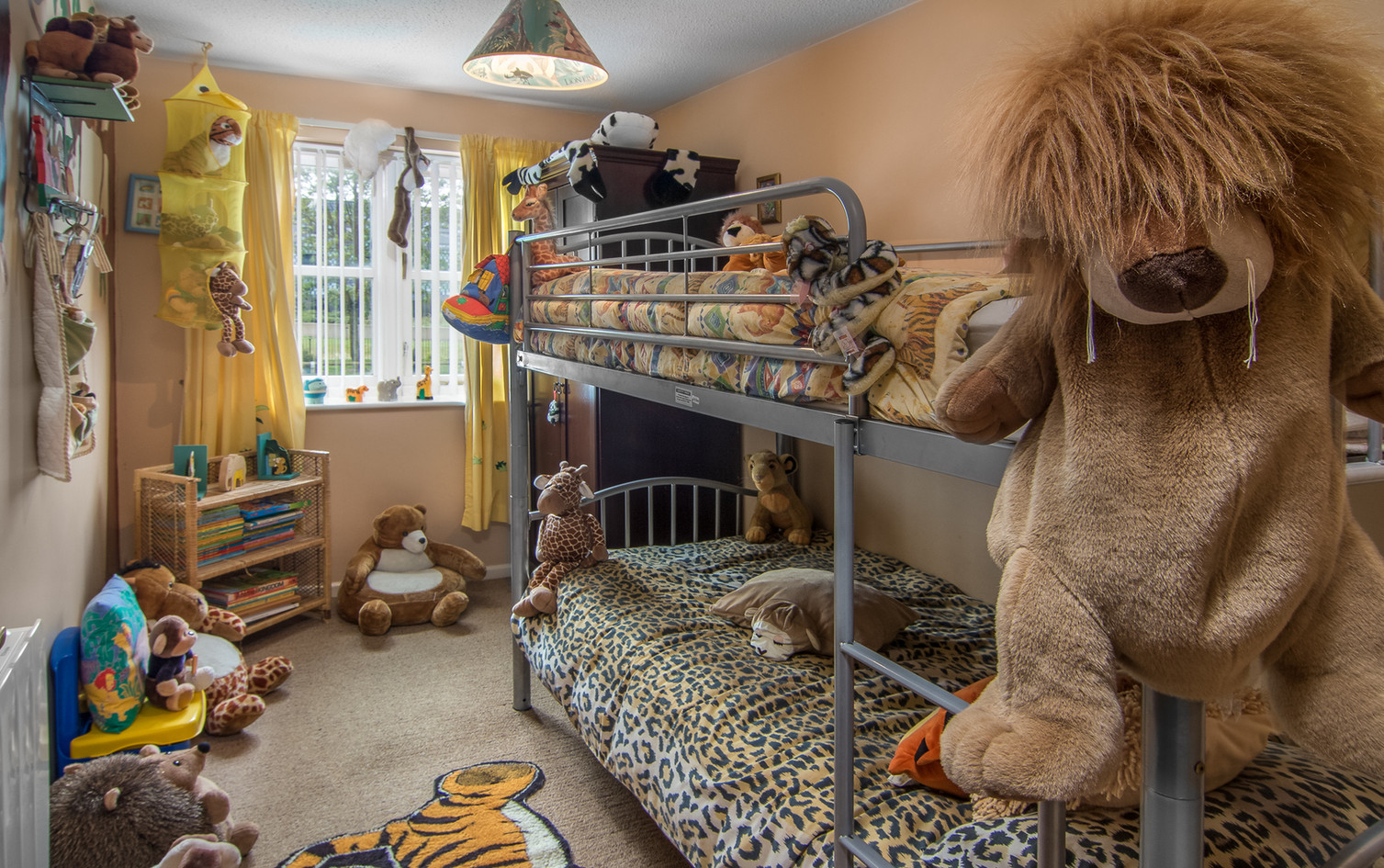 Animal Kingdom Second Bedroom