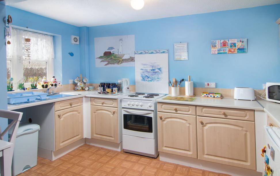 Seaside Dreams Kitchen