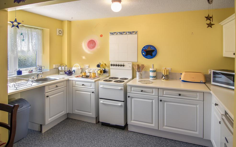 Planet Suite Kitchen