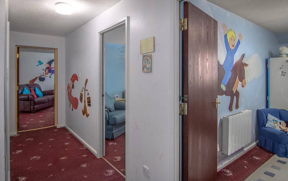 Wizards Wardrobe Hallway