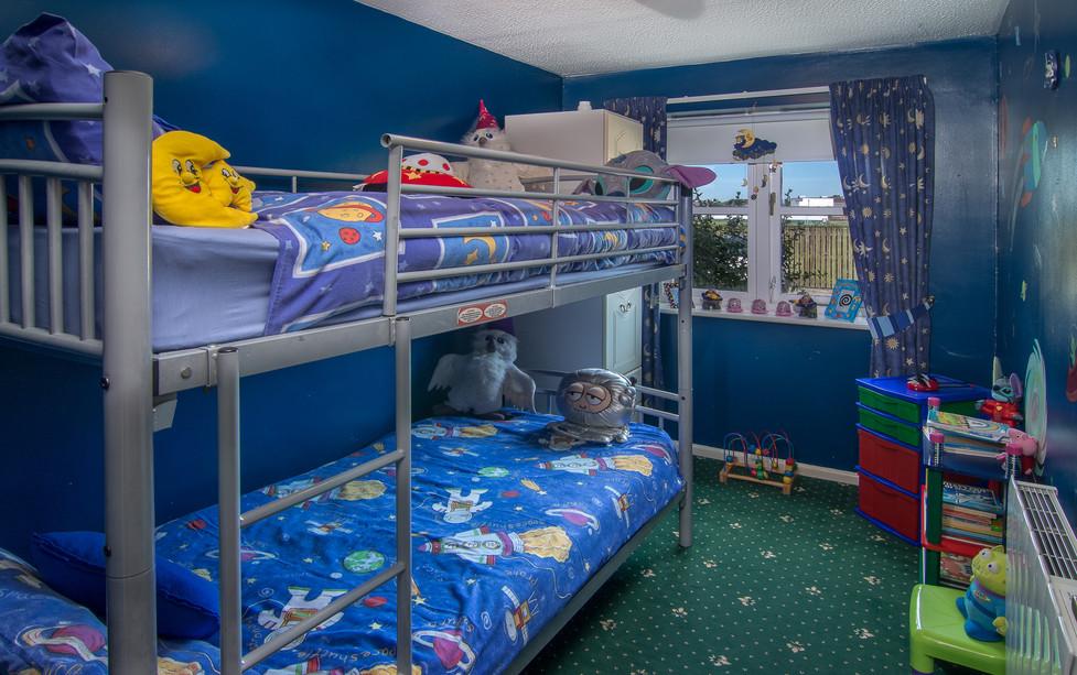 Planet Suite Second Bedroom