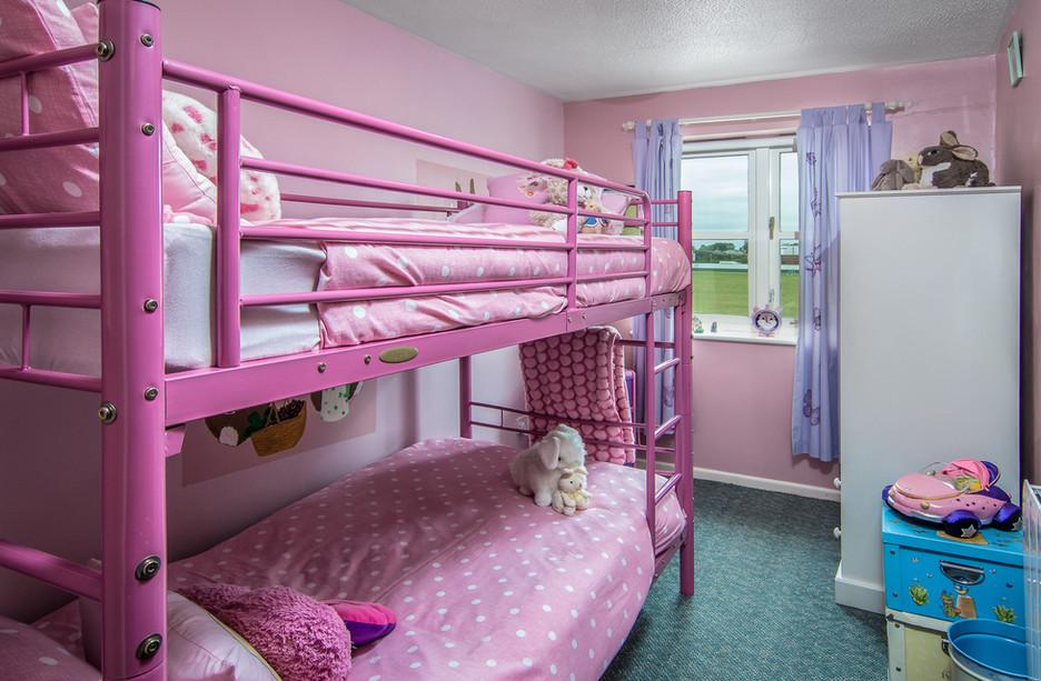 Bunnies' Burrow Second Bedroom
