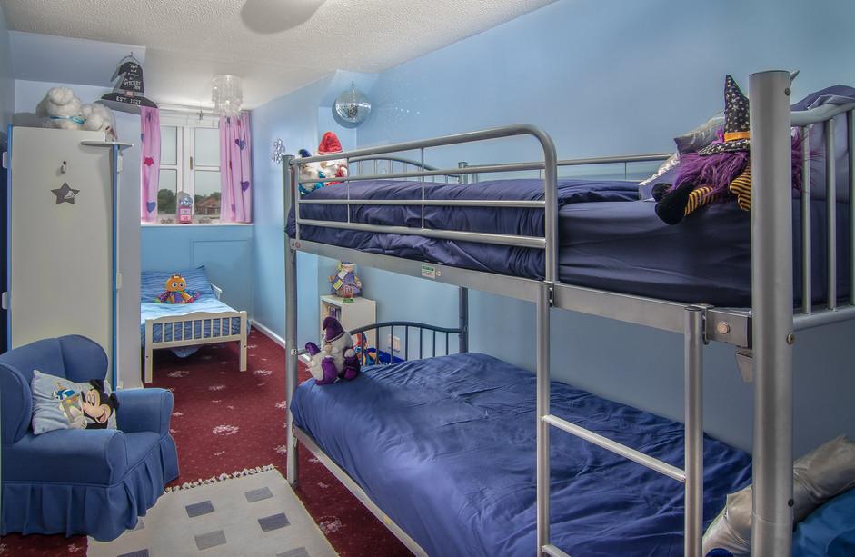 Wizards Wardrobe 2nd Bedroom