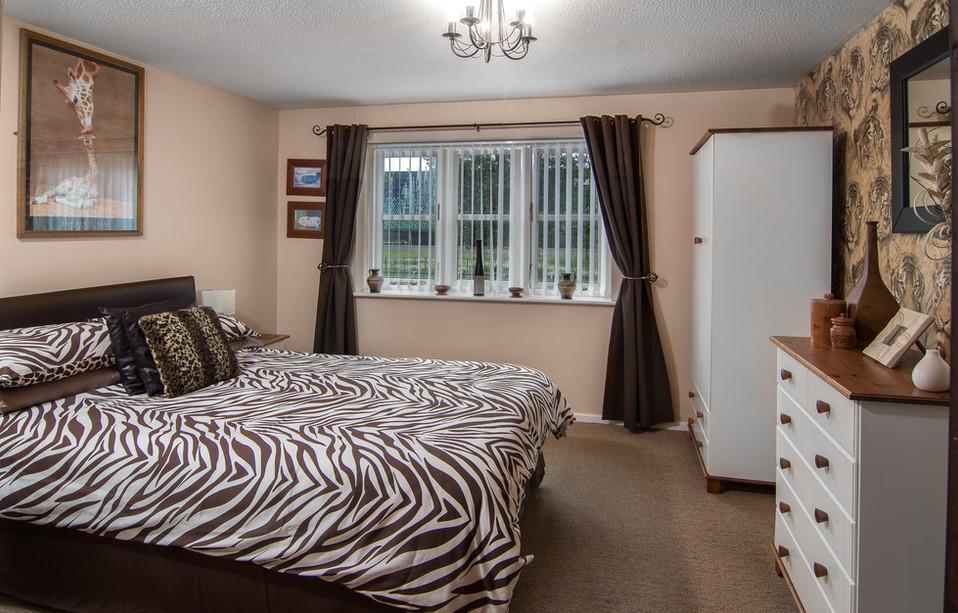 Animal Kingdom Bedroom