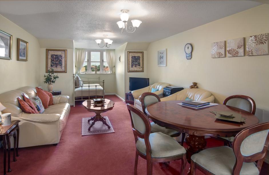 Penthouse Suite Lounge