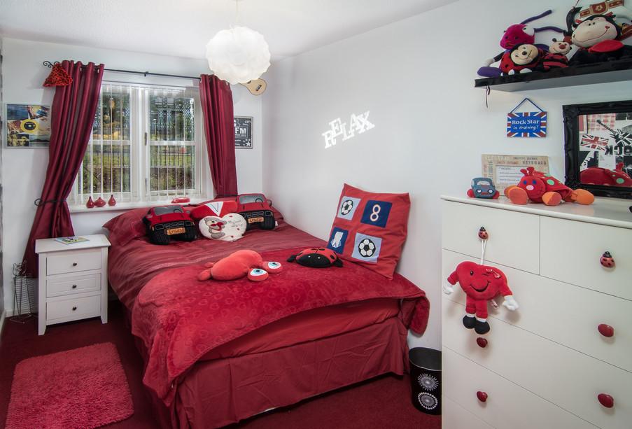 Music Box Second Bedroom