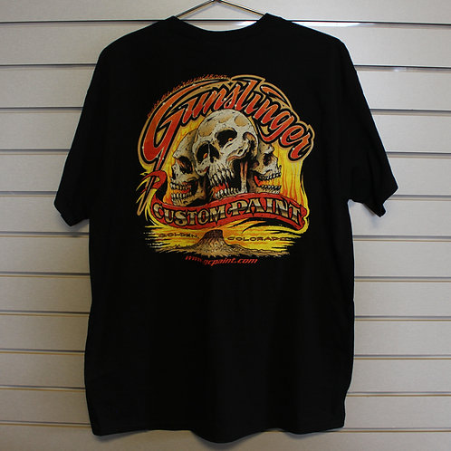 Skull Mountain II Short Sleeve