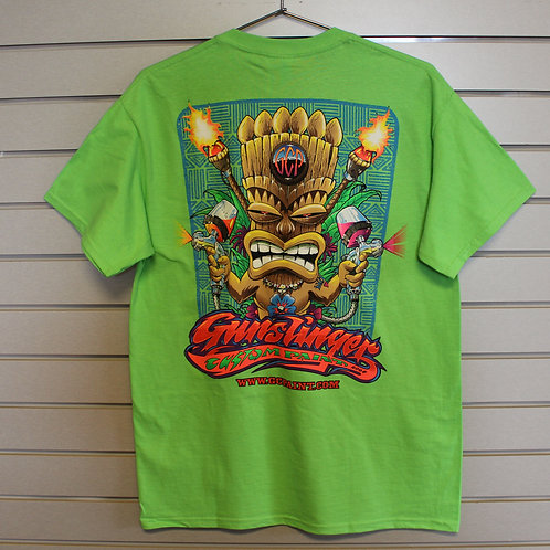 Tiki Madness Short Sleeve