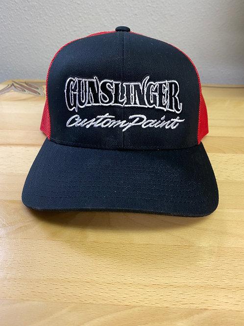 Red/Black Trucker Hat