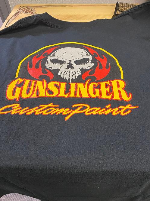 Cotton Gunslinger Logo Shirt