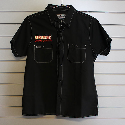Womens Throttle Threads Garage Shirt