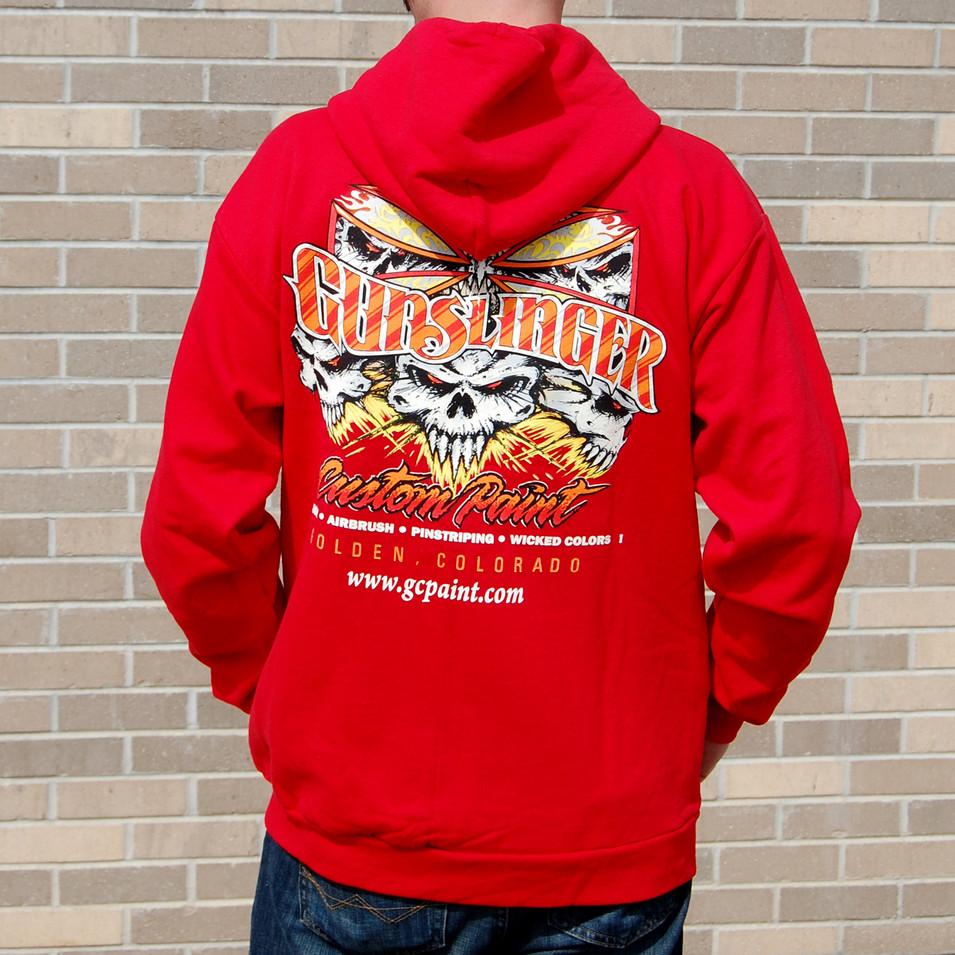 iron skull zip up red back.jpg