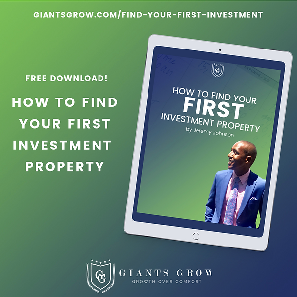 Giants Grow- Find your first investment
