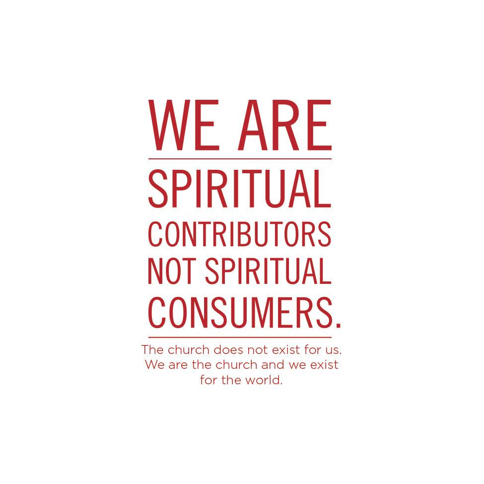 Spiritual Contributors