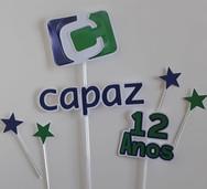 Parabéns Capaz, 12 anos fazendo história
