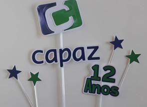 """Parabéns família """"Capaz"""", 12 anos fazendo história"""