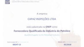 Certificação ONIP: Catálogo Navipeças