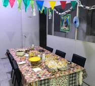 "Nossa ""mesa"" Junina"