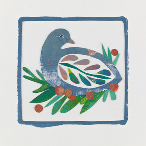 Partridge in a Peace Tree