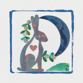 Hare and the Mistletoe Moon