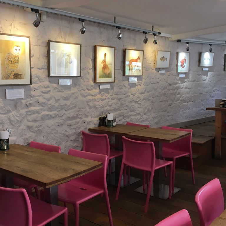 Solo Exhibition, Hobbs House Bakery