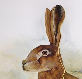 Nailsworth Hare (detail).