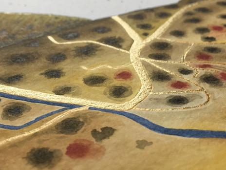 Bibury Brown Trout (detail).