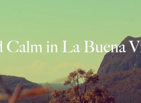 Find CALM in La Buena Vida!