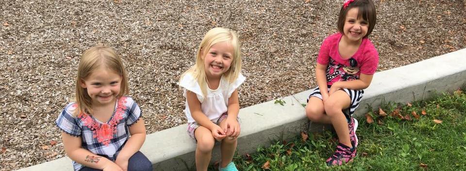 Preschool Outdoors Play