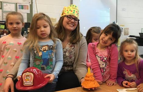 Preschool Birthday