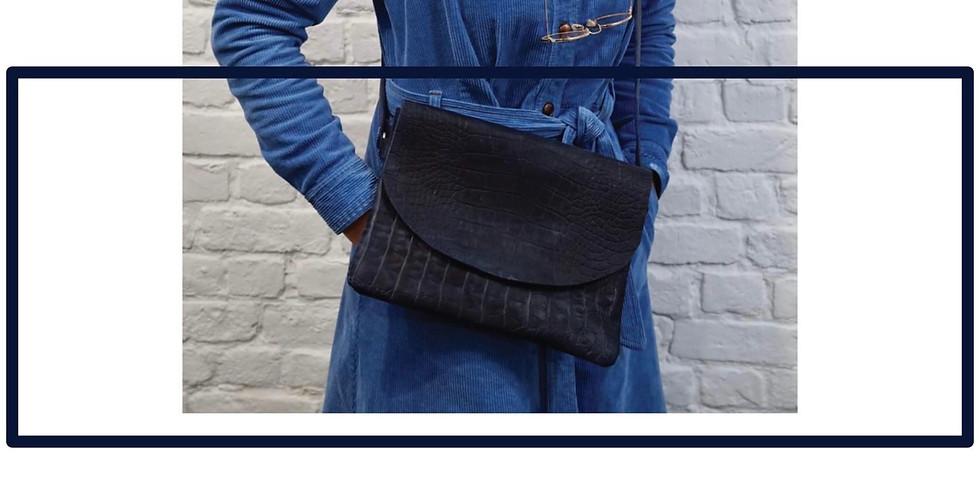 Workshop kleine/grote handtas