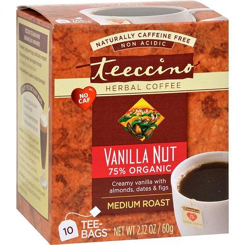 Vanilla Nut Herbal Coffee