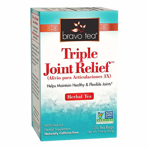 Triple Joint Tea