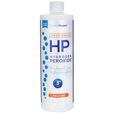 Hydrogen Peroxide Food Grade 3%