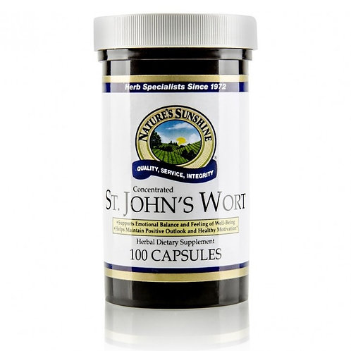 St. John's Wort Concentrated
