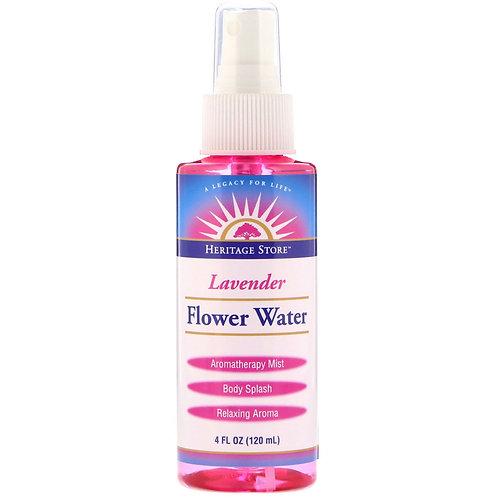 Flower Water Lavender