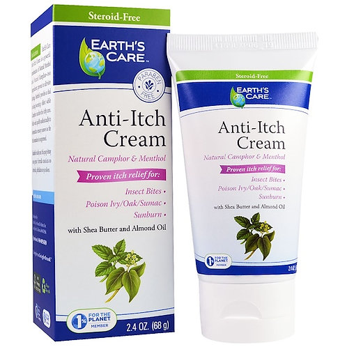 Anti Itch Cream 2.4oz