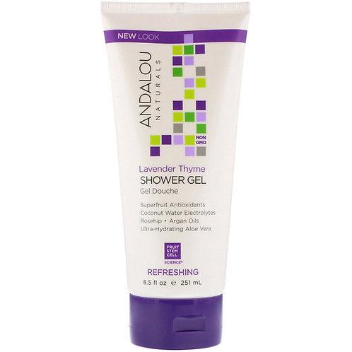 Lavender Thyme Shower Gel