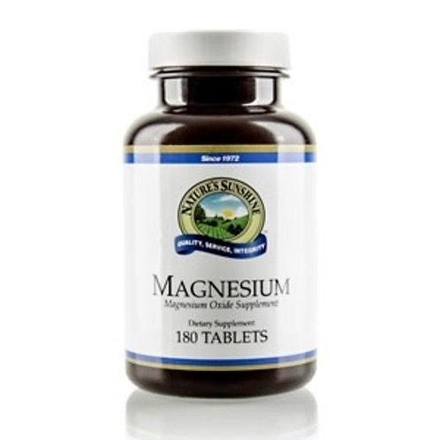 Magnesium, 180