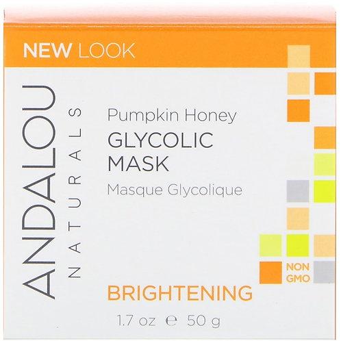 Pumpkin Honey Mask
