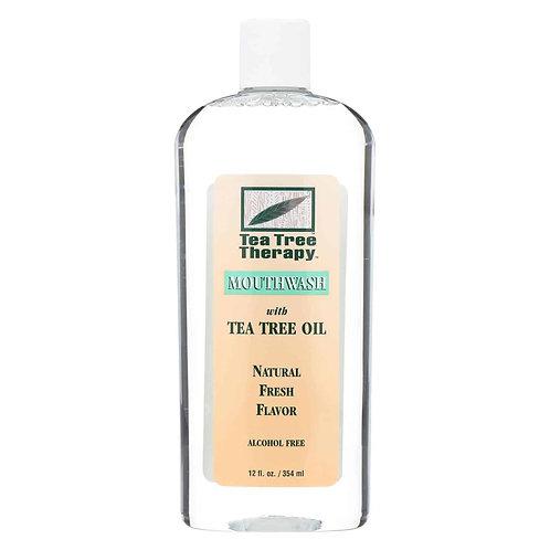 Tea Tree Mouthwash 12oz