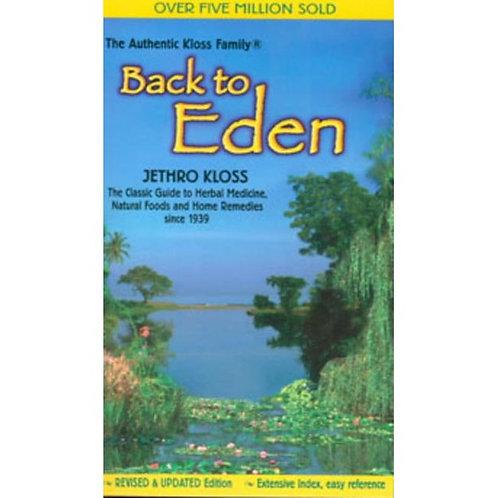 Book Back to Eden