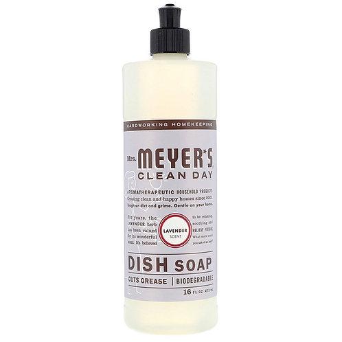 Dish Soap Lavender