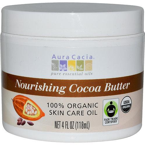 Cocoa Butter (4oz)