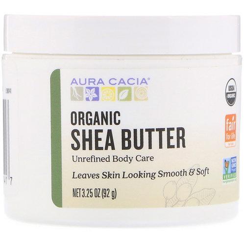 Shea Butter, Organic (3.25oz)