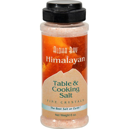 Himalayan Salt 6oz