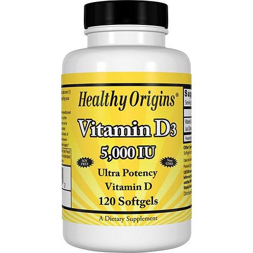 Vitamin D3 5,000