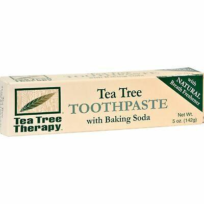 Tea Tree Baking Soda Toothpaste