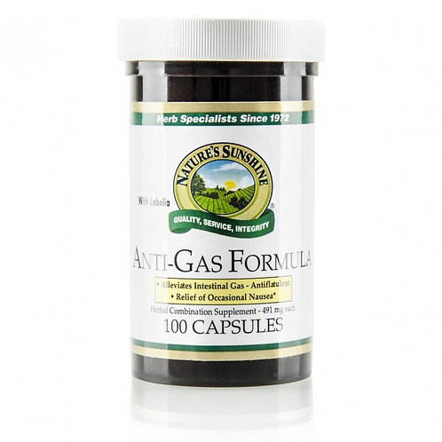 Anti-Gas Formula w/ Lobelia