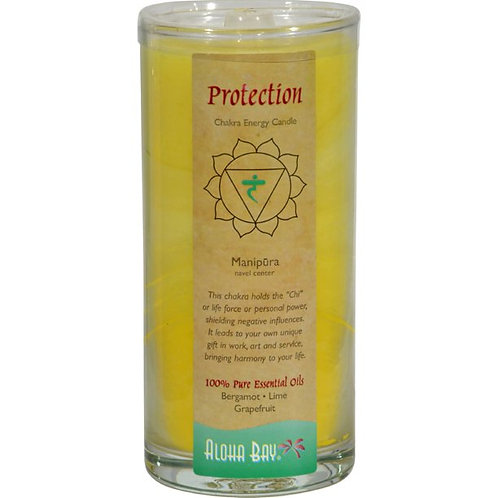 Palm Candle, Protection